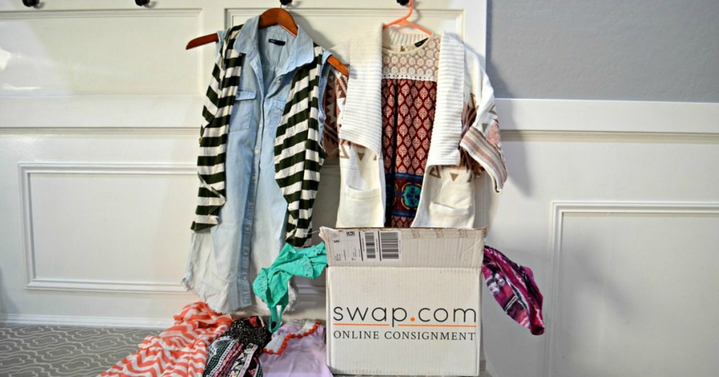 d4b06cb840 Swap.com: 50% Off Men's, Women's & Kid's Apparel (Largest Online Consignment  & Thrift Store)