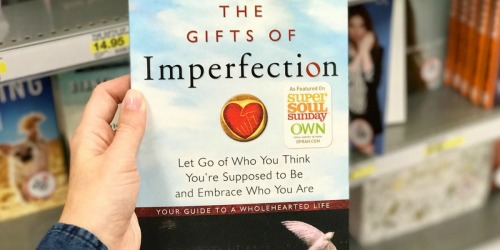Amazon: The Gifts of Imperfection Book Only $7.99 (Best Price)