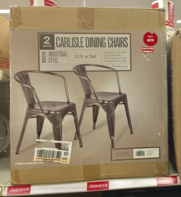 Target Extra 15 Off Home Furniture Clearance Save On