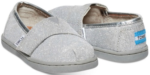Glimmer Tiny TOMS Only $19.49 Shipped (Regularly 36) + More