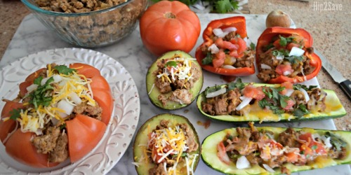 Live Everyday Like it's Taco Tuesday With These 10 LOW CARB Taco Ideas
