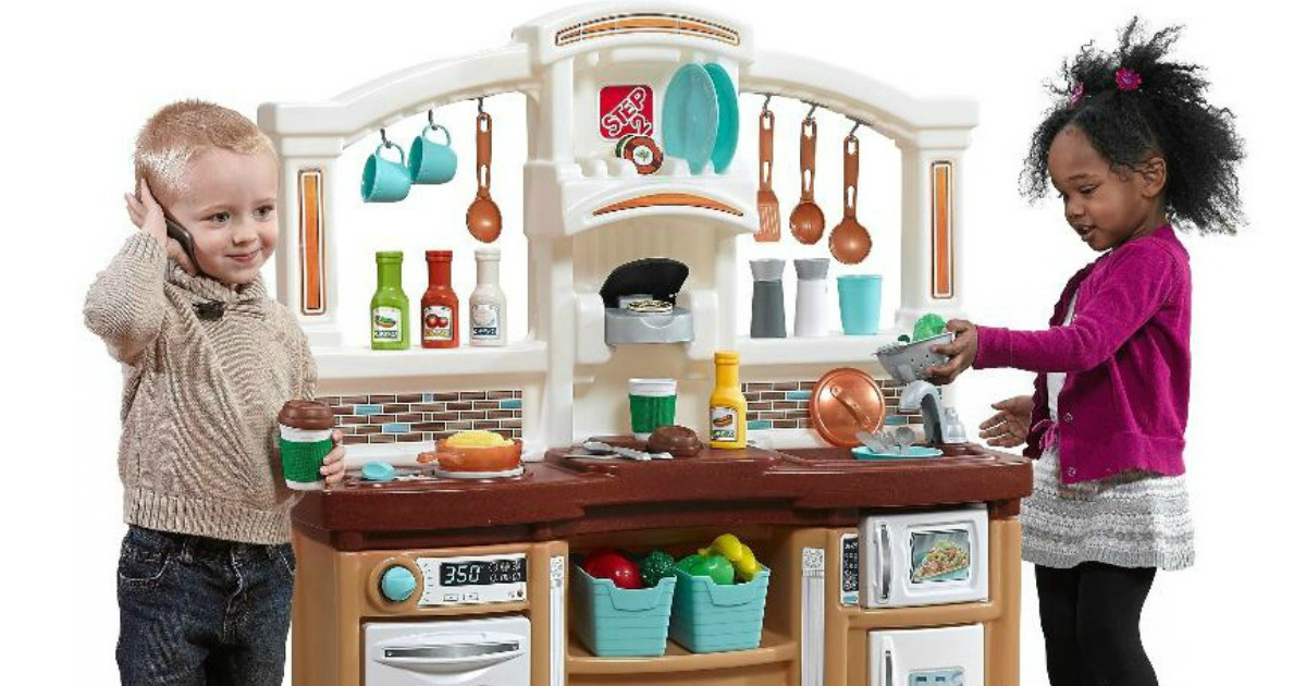 ToysRUs: Step 2 Play Kitchen Just $99.99 (Awesome Reviews ...
