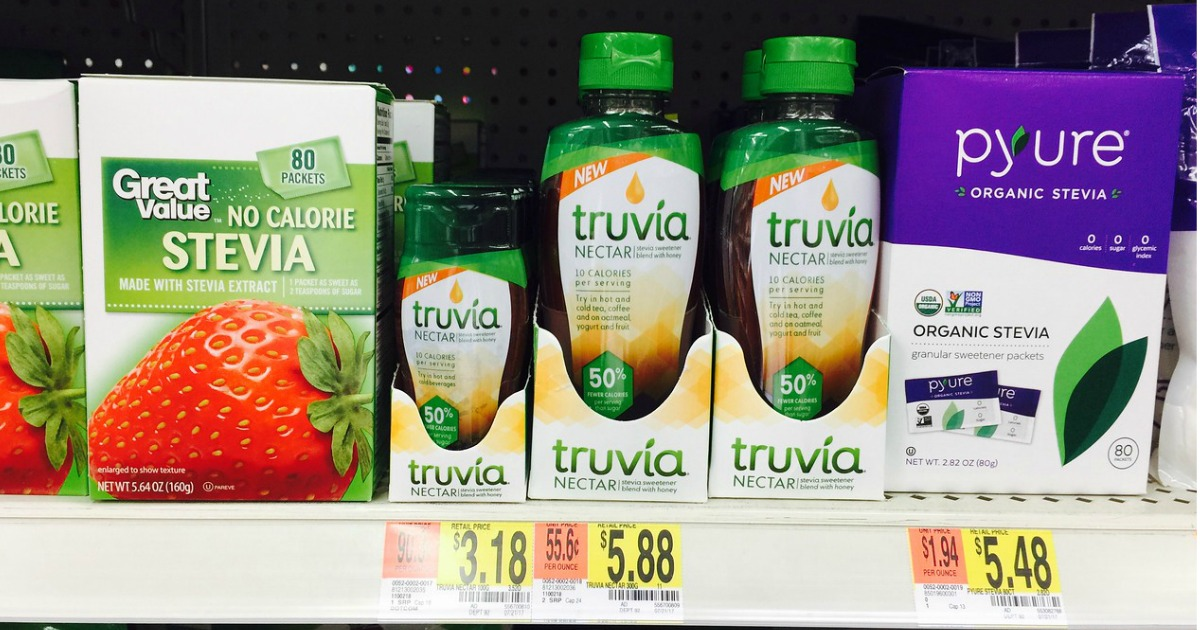 photograph about Truvia Coupon Printable identified as Fresh $1.50/1 Truvia Nectar Coupon \u003d Only 18¢ At Walmart The moment