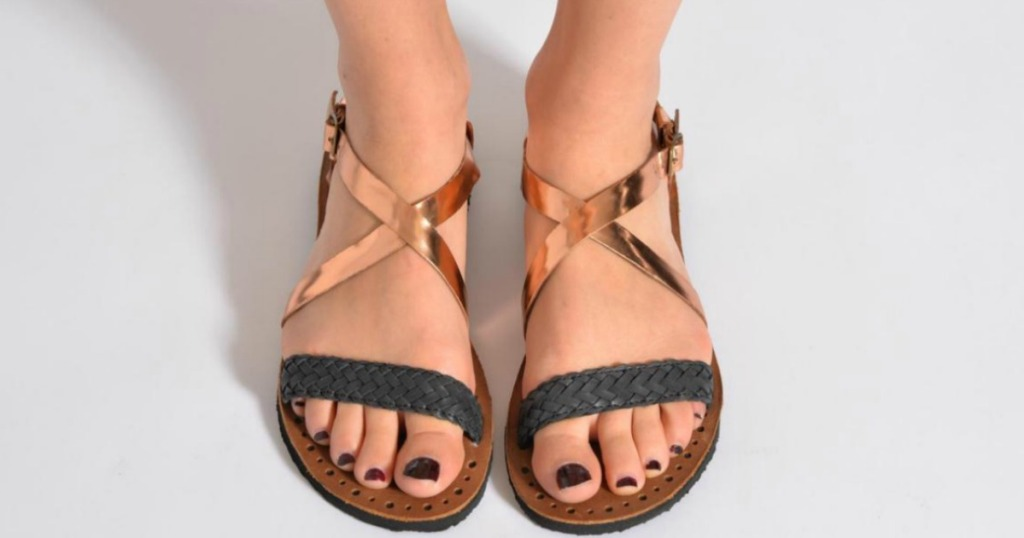 0cb66dcb0e3 UGG Women's Sandals as Low as $34.98 (Regularly $70) - Hip2Save