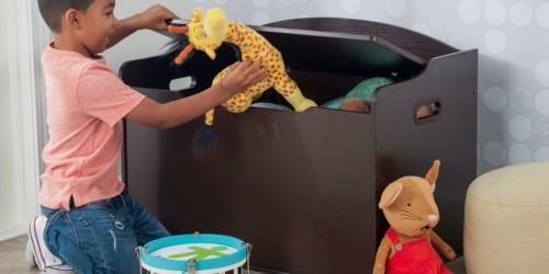 KidKraft Toy Box Only $48 Shipped (Regularly $89)