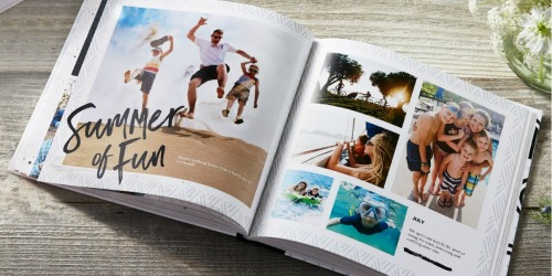 Shutterfly Hardcover Photo Book Only $7.99 Shipped for New Customers (Regularly $30) + Up to 91 FREE Extra Pages