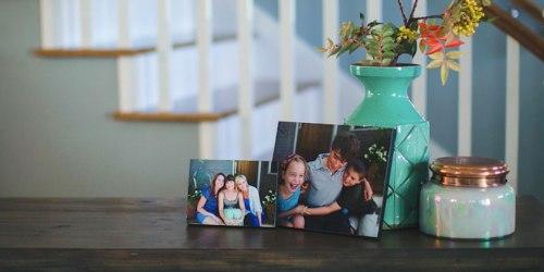 60% Off Wood Photo Panels and Hanger Board Prints + Free Walgreens Store Pickup