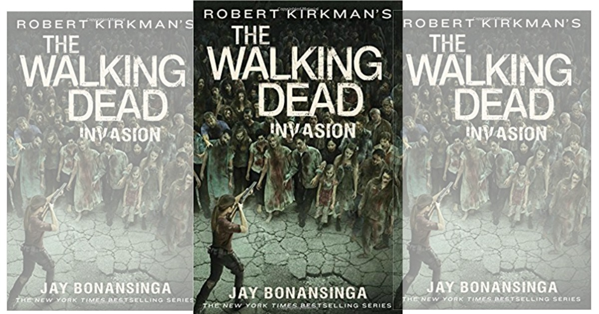 9ae8c260b03df Amazon: The Walking Dead Invasion Hardcover Book ONLY $5.40 ...