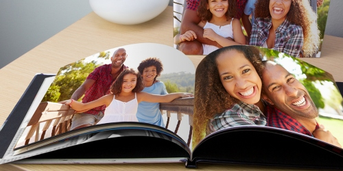 5×7 Custom Hard Cover Photo Book Only $4 at Walmart | Free In-Store Pickup