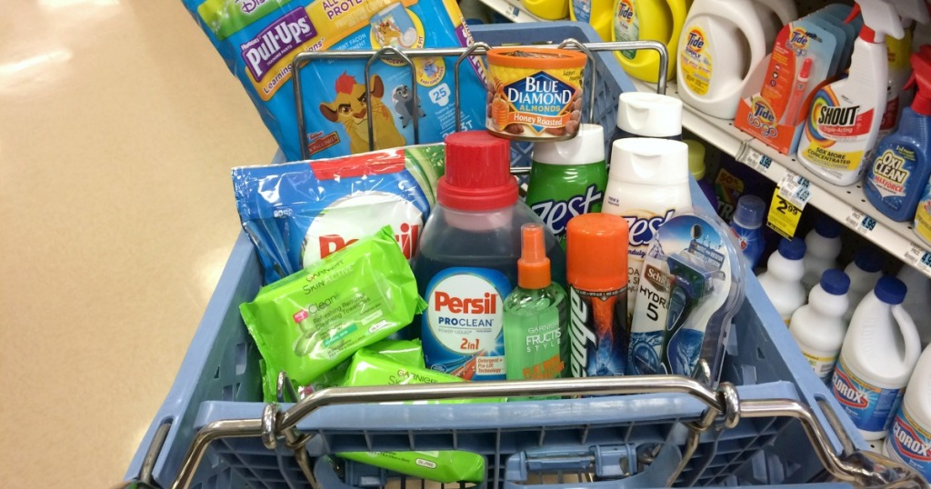 Rite Aid Weekly Deals Cart
