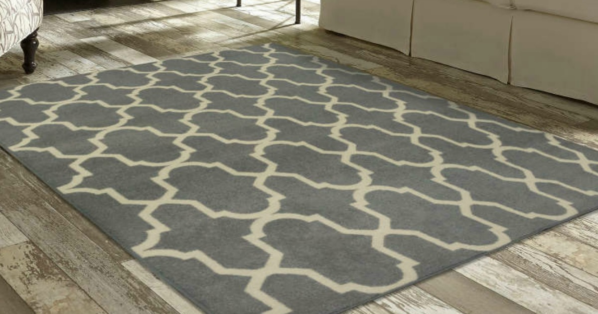 Big Lots Large 7x10 Area Rugs Only 99 99 Shipped Hip2save