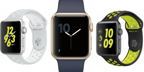Best Buy: Apple Watch Series 2 SmartWatches ONLY $229 Shipped + More Apple Deals