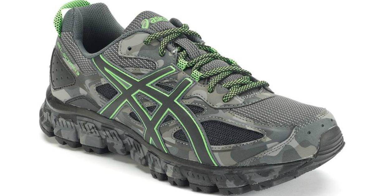 Men's ASICS Running Shoes Only $29.39