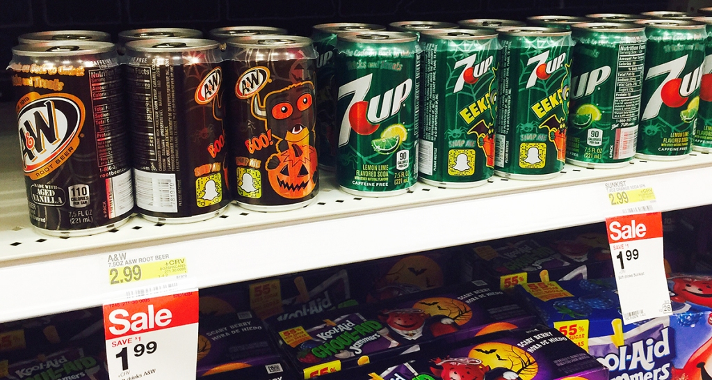 Rare 0 55 2 Soda Coupon 6 Pack Mini Cans Only 1 62 At Target A W 7up Sunkist More Hip2save