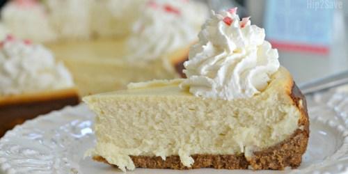 15 Popular Hip2Save Dessert Recipes (Eggnog Cheesecake, Pumpkin Roll & More)