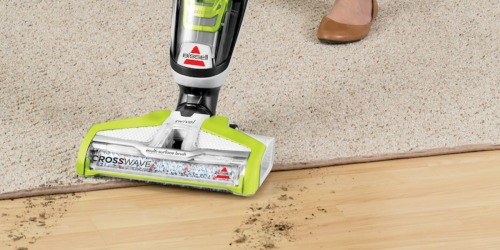 Bissell Crosswave Wet Dry Vac as Low as $137.99 Shipped + Get $20 Kohl's Cash