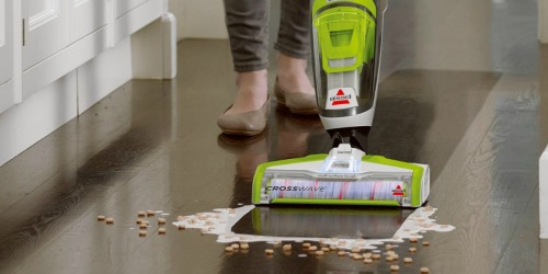 BISSELL CrossWave Wet Dry Vac Just $143.99 Shipped (Regularly $300) + Get $20 Kohl's Cash & More