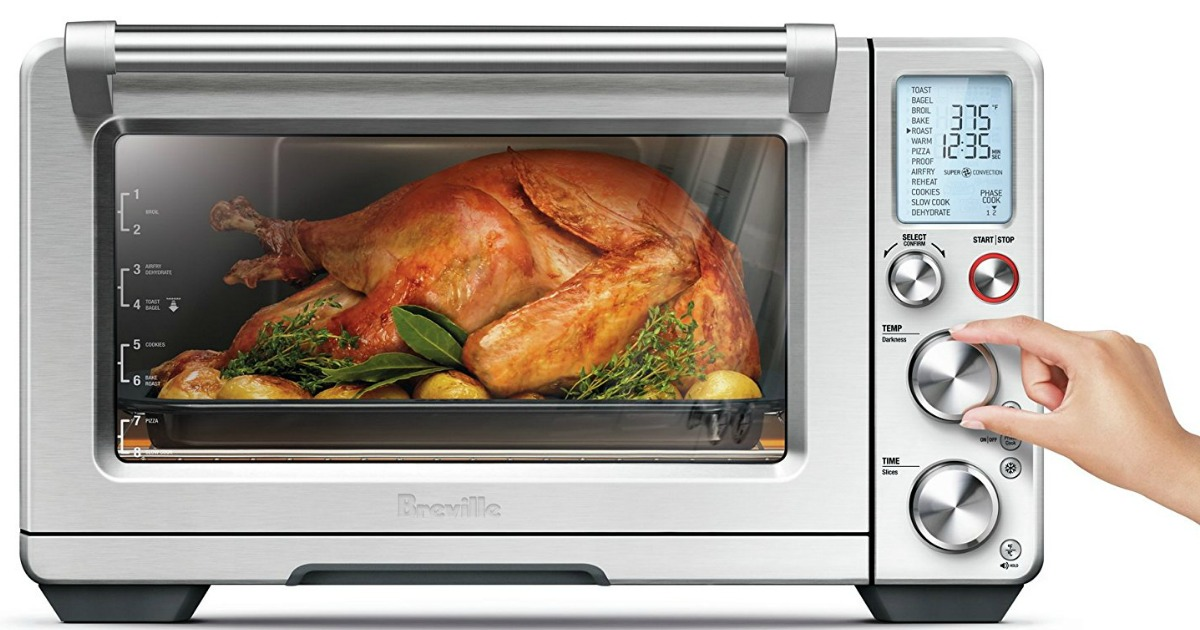 Breville Smart Air Convection Oven As Low As 255 99