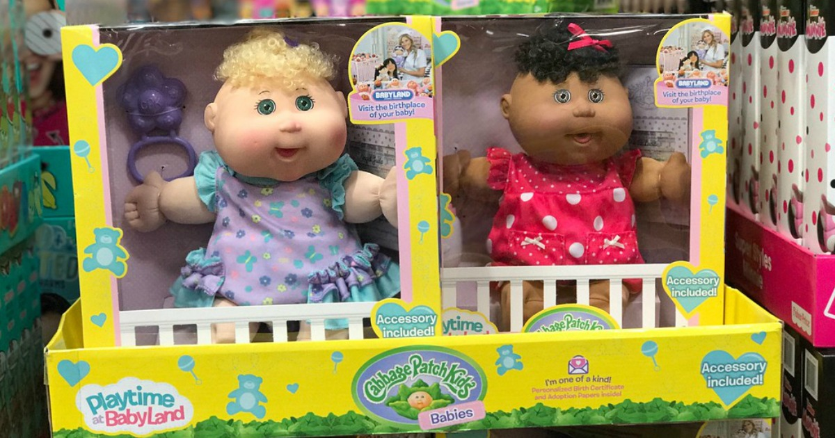 93c24faa5d8ce Costco: Cabbage Patch Kids Babies Only $19.99 - Hip2Save