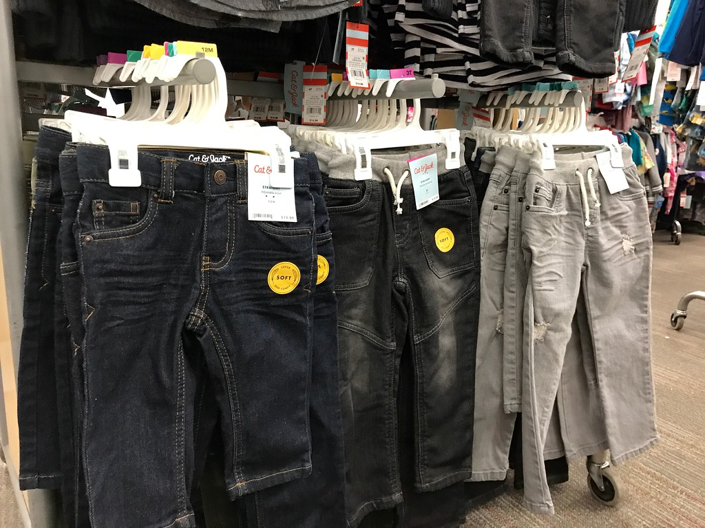 0427a1fc6ade Buy 2 Cat   Jack Toddler Boys  Straight Adjustable Waist Denim Pants  12  each. Total after BOGO 50% off    18. Final cost  18 total – just  9 each!