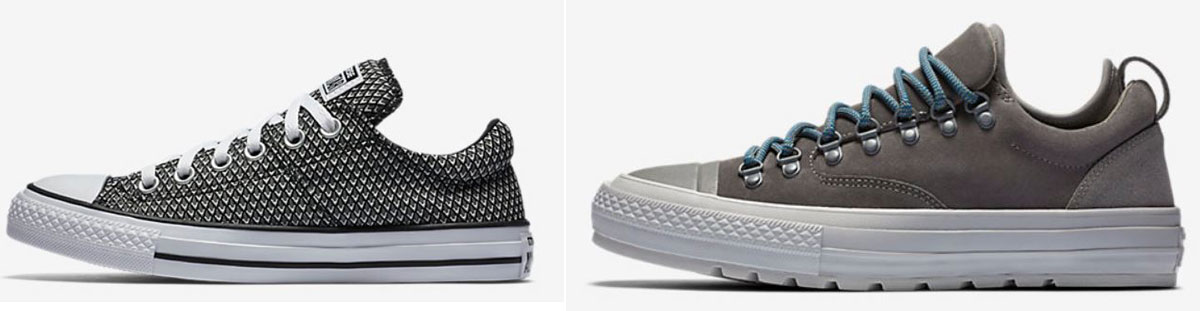 Toddler Converse Crochet Sneakers Just $14.97 Shipped