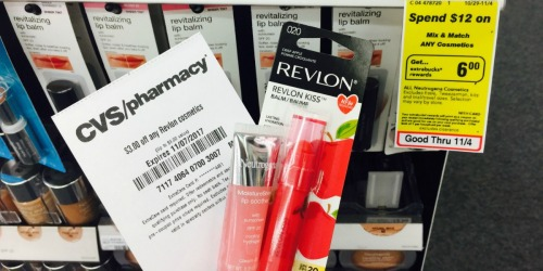 Neutrogena & Revlon Lip Products ONLY 87¢ At CVS (After Rewards)