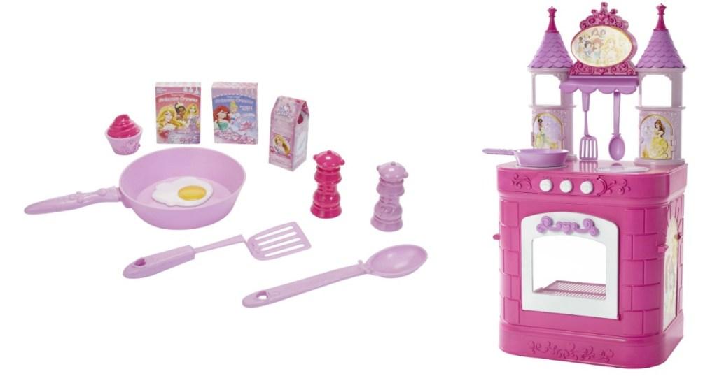 Walmart.com: Disney Princess Magical Play Kitchen Only ...
