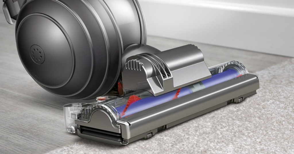 Best Buy Dyson Ball Bagless Vacuum Only 199 99 Shipped