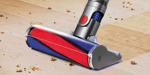 Dyson V6 Fluffy Cordless Vacuum Only $149.99 Shipped (Regularly $500)