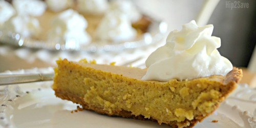 No-Stress Perfect Pumpkin Pie Recipe