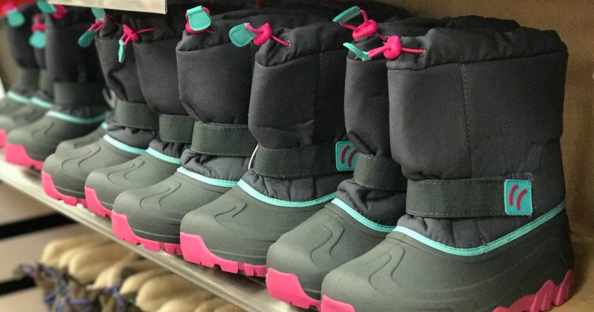 Kids' Outerwear \u0026 Boots at Target
