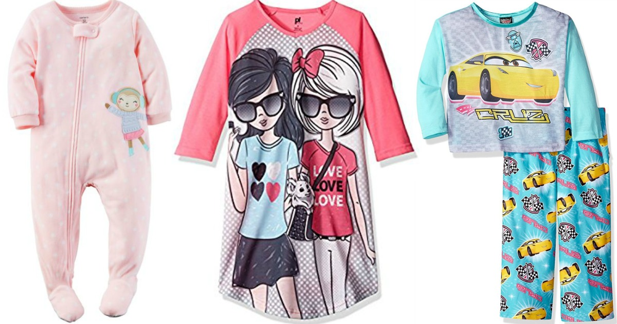 ce7e2fb8d Amazon  Kids Pajama Sets Starting at  5.01 (Carter s