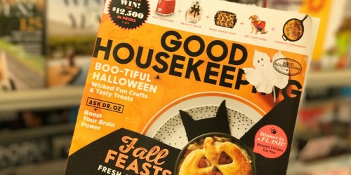 Free Magazine Subscriptions to Good Housekeeping, People, Real Simple, & More