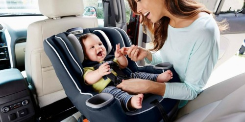 Graco Extend2Fit Convertible Car Seat Only $116.53 Shipped on Amazon (Regularly $200)