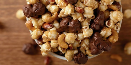 Macy's: Harry & David Moose Munch Gourmet Popcorn Tin Only $3.40 (Regularly $34) + More