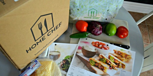 $30 Off Home Chef Meal Kits (Get Dinner Off Your Mind and On Your Plate!)
