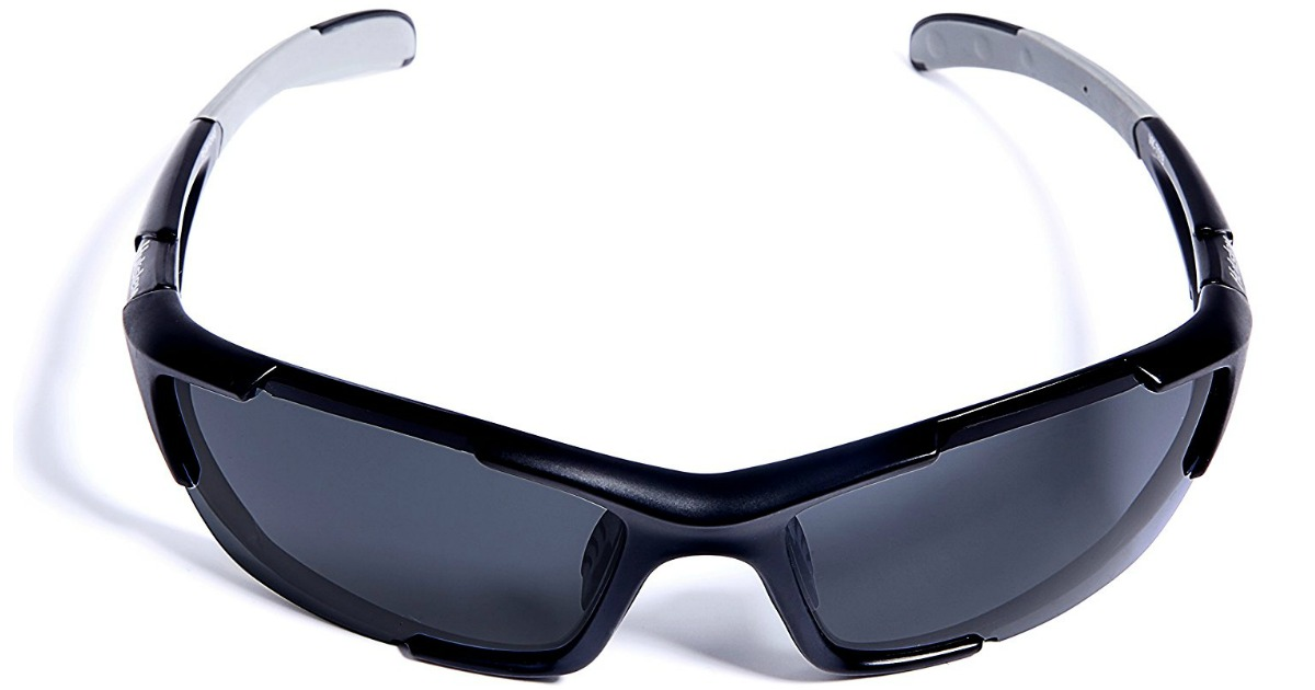 e19fa981b6 Amazon  Hulislem Polarized Sport Sunglasses Only  11.98 (Great For Running    Cycling) - Hip2Save