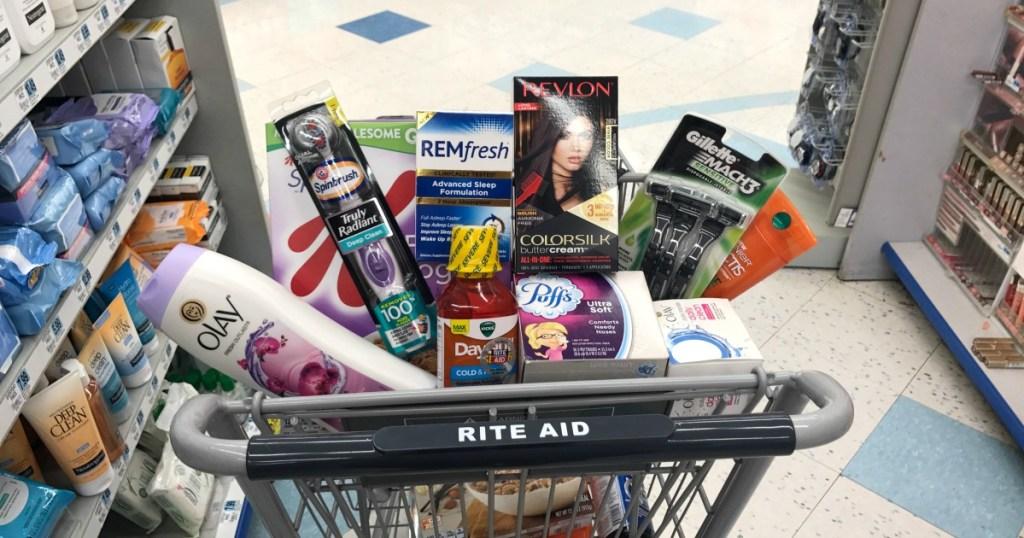 Rite Aid Weekly Deals Shopping Cart
