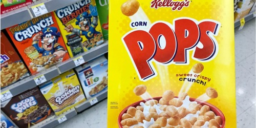 Walgreens: Kellogg's Cereal ONLY 99¢