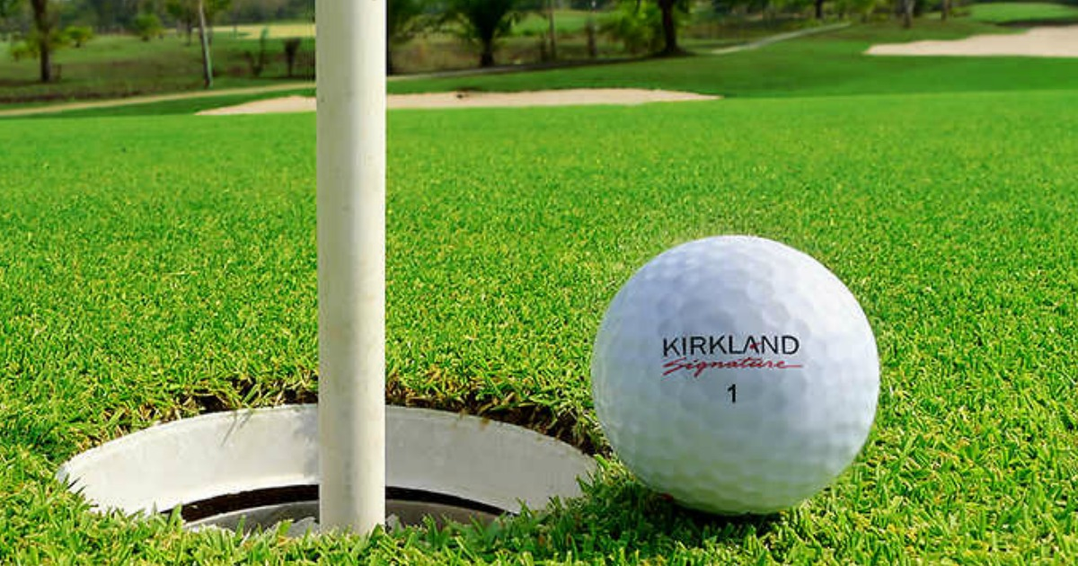 Costco: Kirkland Signature Golf Balls 24-Pack Only $29.99 ...