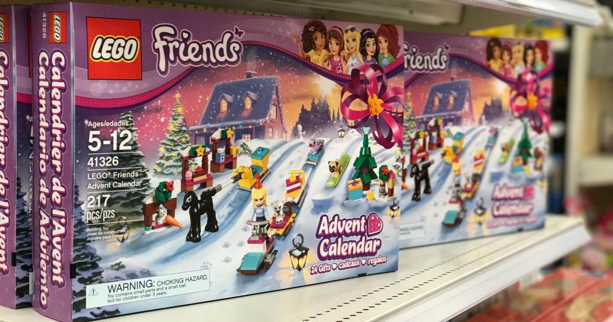 Calendrier Lego Friends 2019.Lego Friends Advent Calendar Only 29 99 3 Free Lego Sets