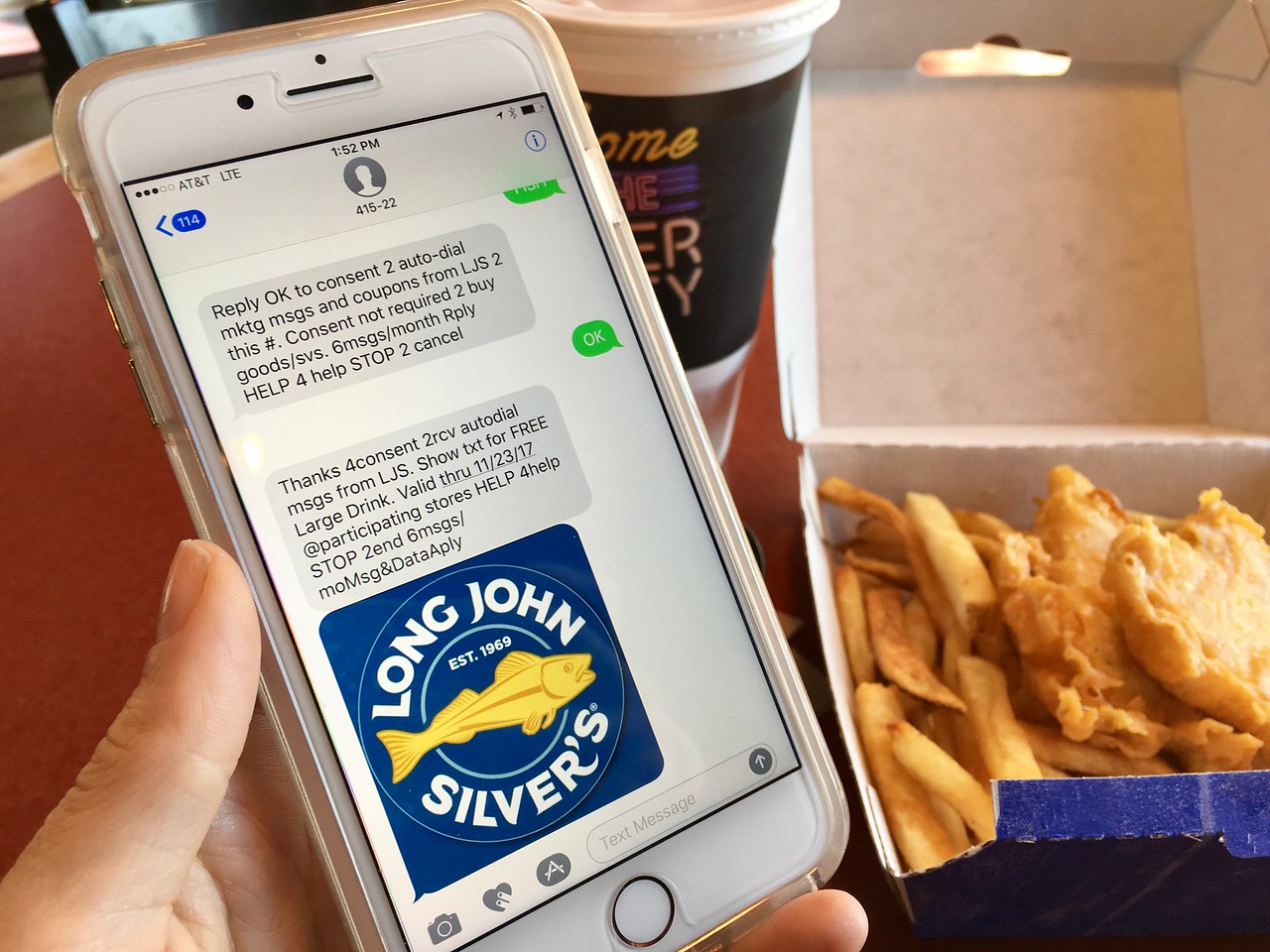 Long John Silver S Fish Fries Just 1 99 No Coupon Needed