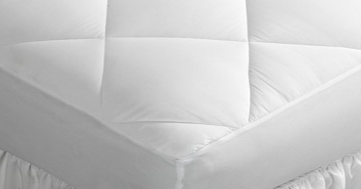 Macy's: Home Design Mattress Pad Only $13.99 (Regularly