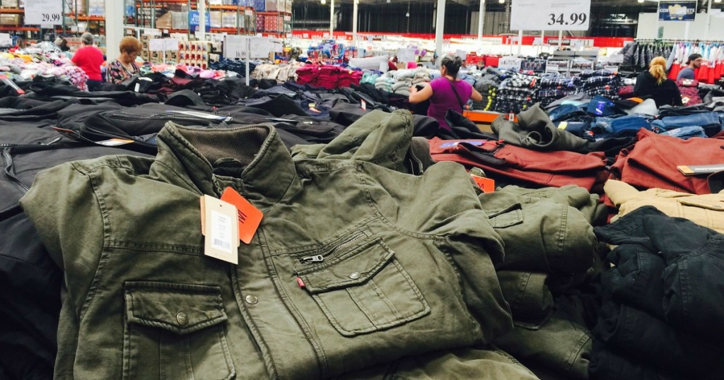 Costco Levis Mens Jackets Only 3499 Regularly 70