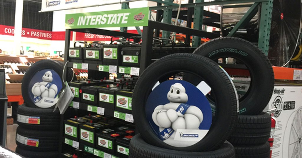 Costco Members Save 70 Off 4 Michelin Tires Get 4 Installation
