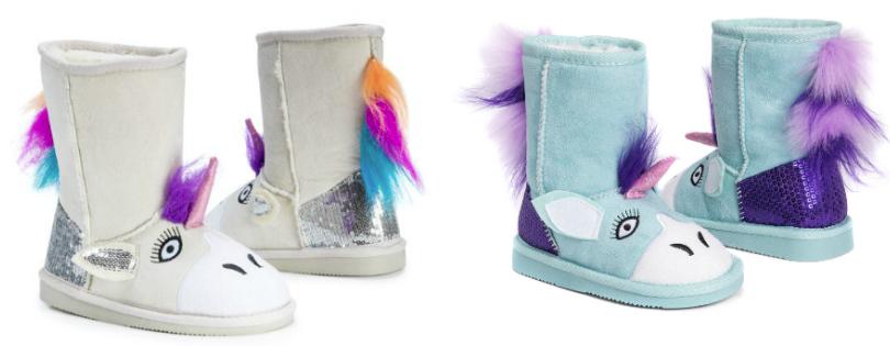 So Adorable! Muk Luks Kids Animal Boots