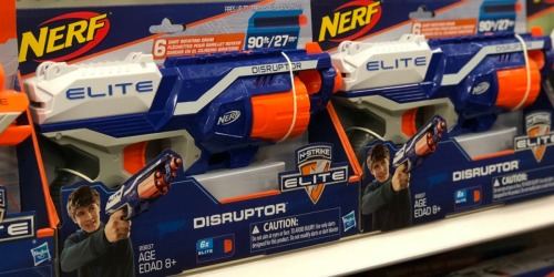 Up to 50% Off NERF Blasters, Darts & Accessories on Amazon