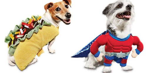 PetCo: FREE Shipping on ANY Order = Super Fun Pet Halloween Costumes Just $13.99 Shipped