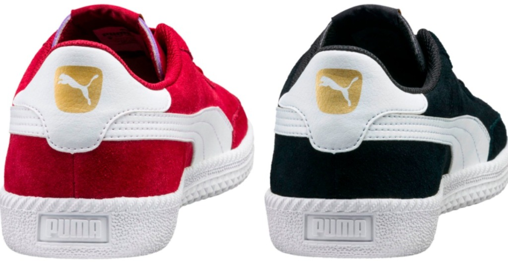 various colors 76114 3ca1b PUMA Men's Astro Cup Suede Sneakers Only $24.99 Shipped ...