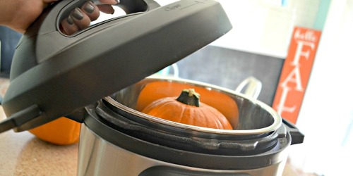 Cook a Whole Pumpkin in the Instant Pot (It's So Easy!)